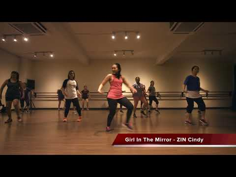 Sophia Grace - Girl In The Mirror | (Zumba®) ZIN Cindy