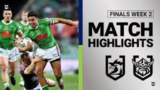 Roosters v Raiders | Finals Week 2 | Telstra Premiership | NRL