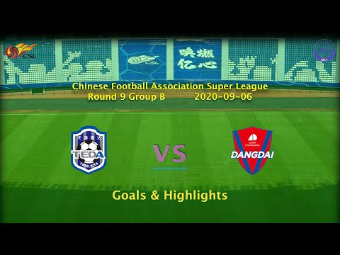 Tianjin Teda Chongqing Lifan Goals And Highlights