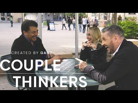 Couple Thinkers - EP 2 - Neil deGrasse Tyson: When do we have to leave this planet?