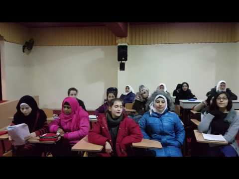Teach For Lebanon- Learning Prepositions- Alamia Annous