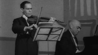 Mozart - Sonate pour violon et piano K.378 (Allegro moderato)