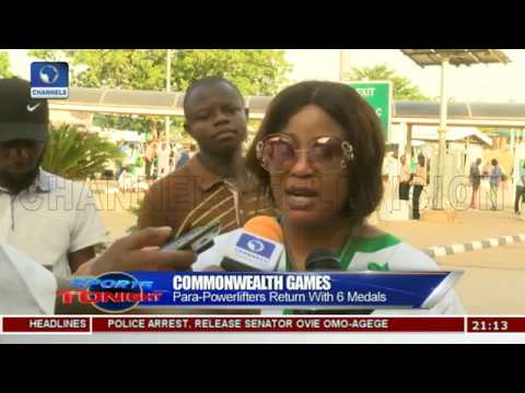 Analysts Hail Para Power-lifters Performance,Say Entitlements Must Be Paid Pt.2|Sports Tonight|