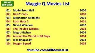 Download Lagu Maggie Q Movies List mp3