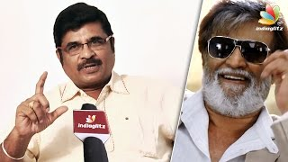 Karthick Subbaraj's dad Gajaraj about acting with Rajini in Kabali