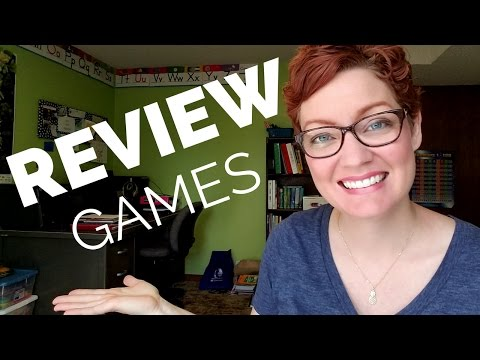 Classical Conversations | Review Games