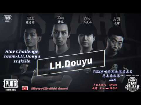 PMSC Global Finals: Team-LHDouyu Perspective - Day1