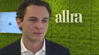Nya uppgifter kring skandalbolaget Allra - Nyheterna (TV4)