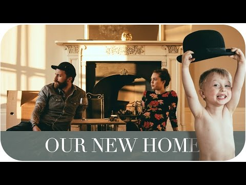 OUR NEW HOME | THE MICHALAKS | #AD