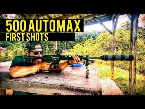 Big Horn 500 Auto Max First Shots w/Talon Sei!