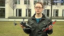AR.Drone 2.0 mit HD-Kamera im Praxistest