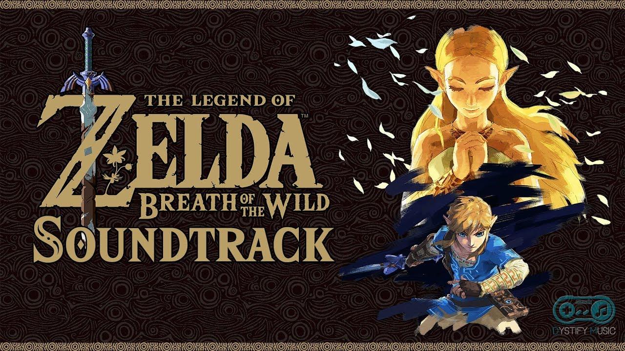 Sheikah Slate Upgrade - The Legend of Zelda: Breath of the Wild Soundtrack
