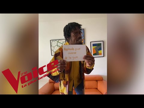 "#TheVoiceALaMaison  - Ifè reprend ""Happy"" de Pharrell Williams"