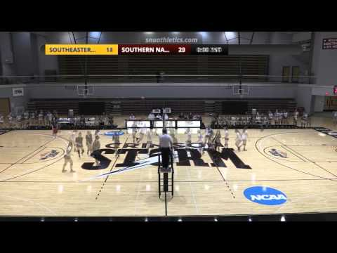 Volleyball vs. Southeastern Oklahoma State