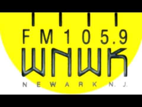 105.9 WNWK (JIVE 106) Newark - Diamond Mix (DJ KGB Of The Diamond II Crew) (1985)