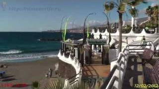 видео Погода на Тенерифе. Температура воды на Тенерифе