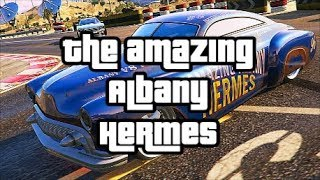 The amazing Albany Hermes
