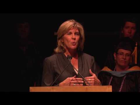 Central Wyoming College 2016 Commencement Address by Sandy Hessler