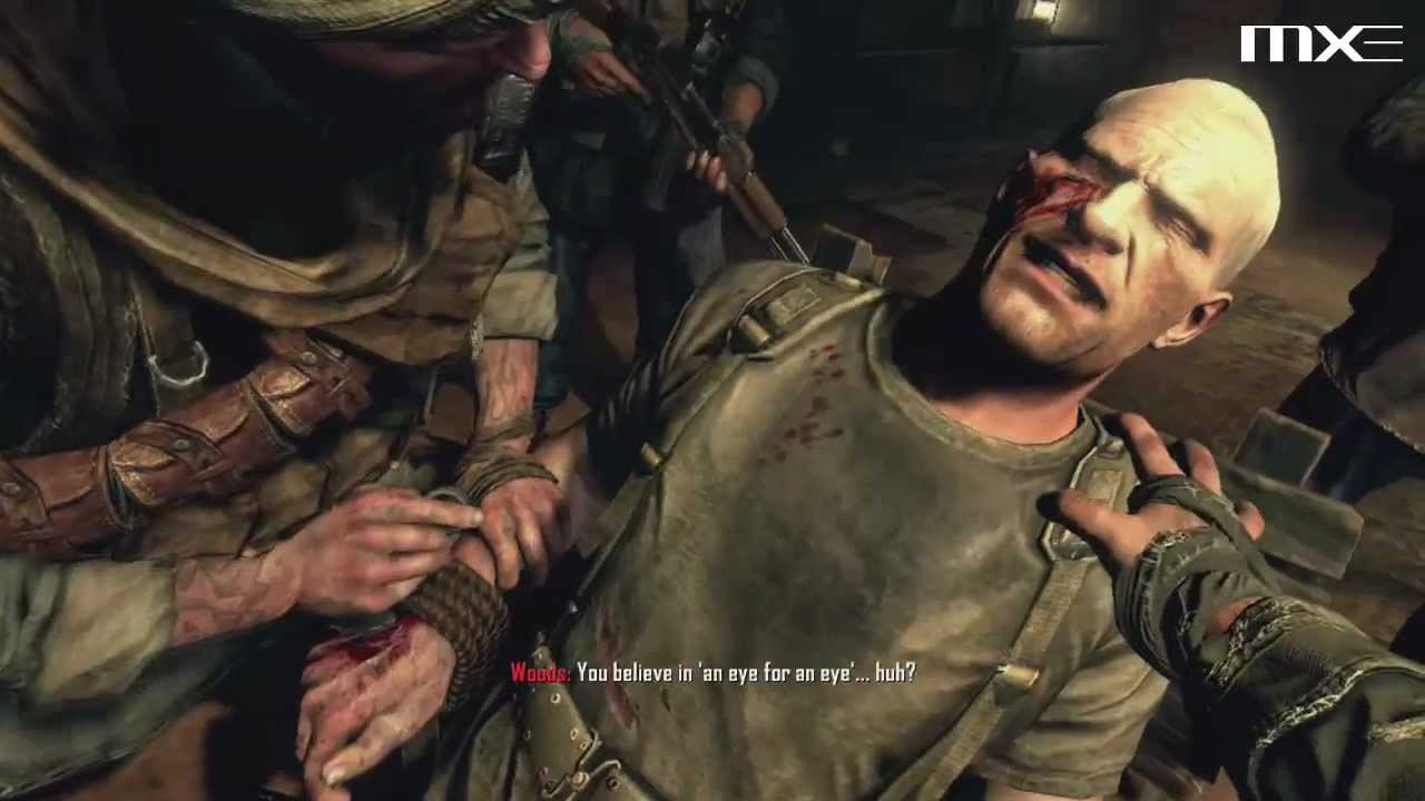 Call of duty black ops 2 mission 3 old wounds youtube
