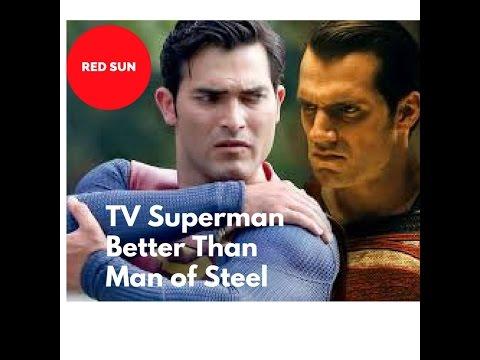 [TV Superman better than Henry Cavill's Superman]