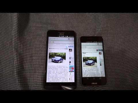 ASUS PadFone S VS ZenFone 6