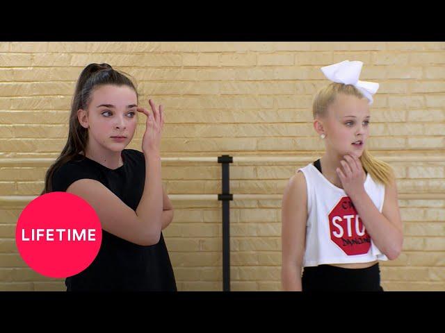 Dance Moms: Kendalls Duet or JoJos Solo? (Season 6 Flashback) | Lifetime