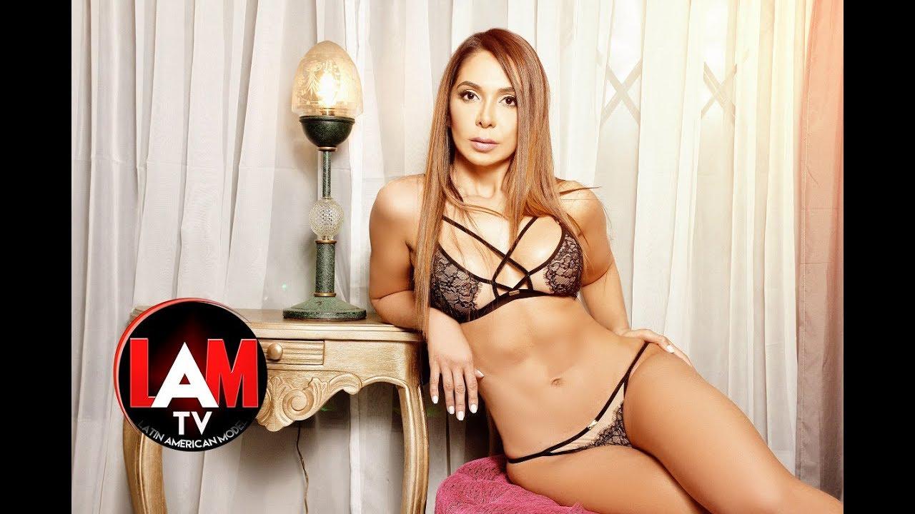 """Diana """"Nanis"""" Marín - Modelo LAM TV Edición 2019"""