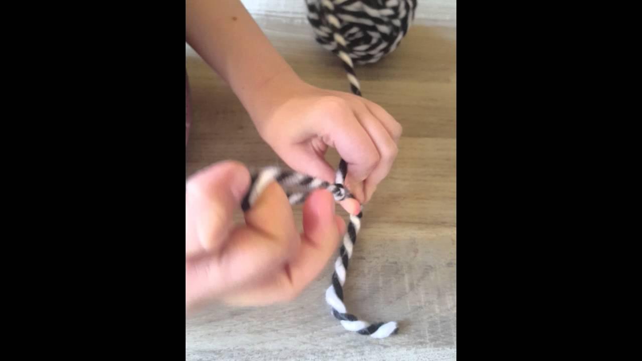 Vingerhaken Met Je Handen Youtube