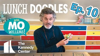 LUNCH DOODLES with Mo Willems! Episode 10