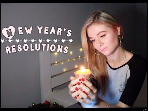 Как помочь мечте сбыться? New Year's Resolutions. Мои обещания на новый год, план по улучшению себя!