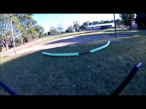 FPV Drone Flight - Berowra Public School - Get Your Boogie On! 110318 (HD)
