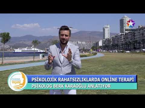 Psikolog M.Berk KARAOĞLU - Star Tv - Online Terapi