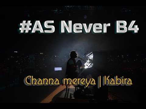 as-never-b4-|-kabira-|-channa-merya-|-24-dec-16-|-arijit-singh-live