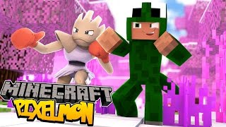 Minecraft Pixelmon :  THE BEST TRADES AND GYM BATTLES! #11