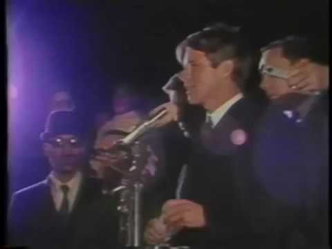 Robert F  Kennedy's Martin Luther King Jr  Assassination Speech (rfk final speech)