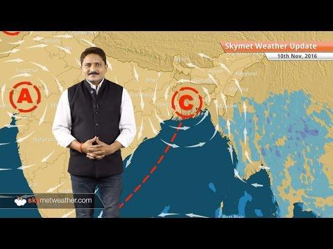 Weather Forecast For Nov 10: Rain In Northeast, TN, Kerala, Lakshadweep