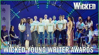 Wicked UK | Wicked Young Writer Awards 2016