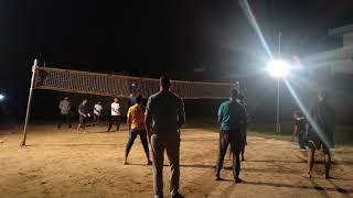 वॉलीबॉल मैच सीधा मयूर विहार से....  video  sansar  वीडियो  संसार