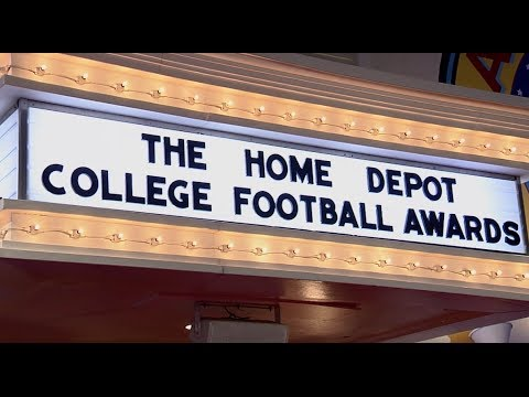Aaron Donald | ESPN College Football Awards| Outland Trophy and Bednarik Award Winner | PittLiveWire