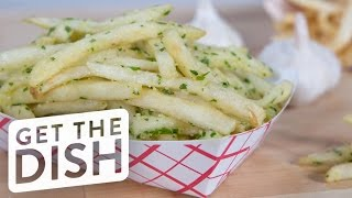 How to Make McDonald's Garlic Fries | Get the Dish