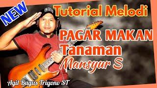 PAGAR MAKAN TANAMAN Original Meggy Z II TUTORIAL MELODI DANGDUT TERMUDAH