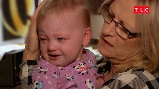 Cranky Quints Make It Hard To Get Out The Door | OutDaughtered thumbnail