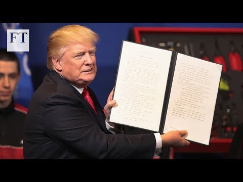 Donald Trump's Unclear Reform Of H-1B Visas | Tech Wash