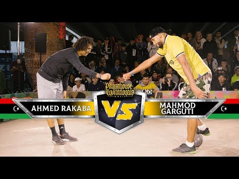 Ahmed Rakaba (LBY) VS Mahmod Garguti (LBY) | TOP 8, Panna World Championships 2019