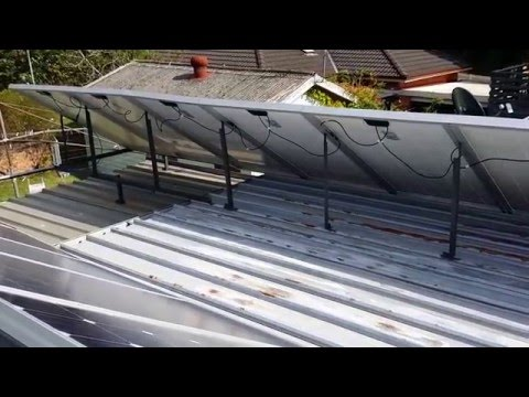 6 kW Solar System for $1,700