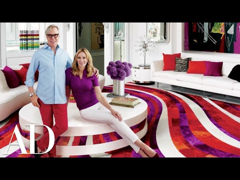 Tommy Hilfiger Gives a Tour of His Miami Mansion with Martyn Lawrence Bullard | Architectural Digest