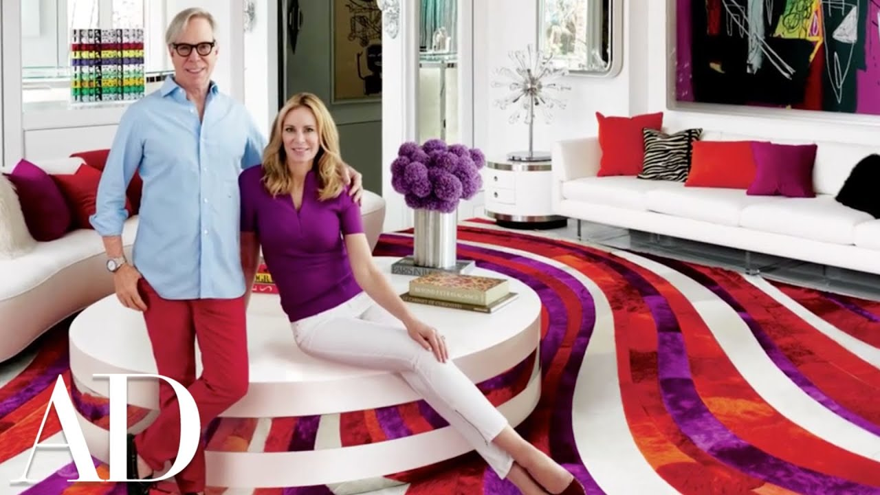 Tommy Hilfiger Gives a Tour of His Miami Fun House  e0095fb1356fc