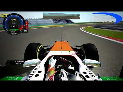 ReDrive - rF1 GP Shanghai
