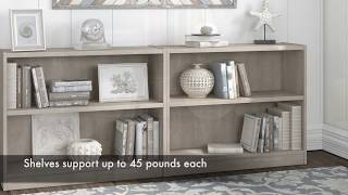 Bush  Universal Bookcases Collection