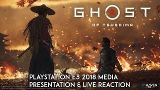 Ghost of Tsushima: E3 2018 Presentation & Live Reaction